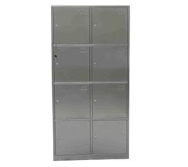 不锈钢大衣柜
