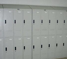 不锈钢衣柜员工换衣柜